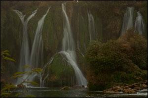 Kravica-waterfall