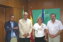 Galgueros-consejera Andalucia Junta 09 2010 250