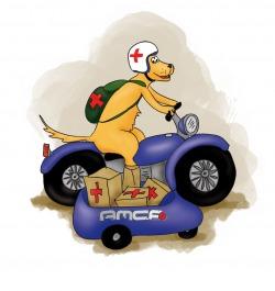 AMCF Robbie Rescue logo