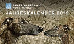 Far from Fear 2012 Calendar 250