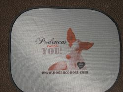 Podenco sun screen 250