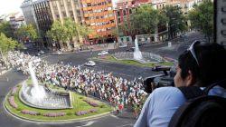 Madrid March Toro de la Vega 250 2014