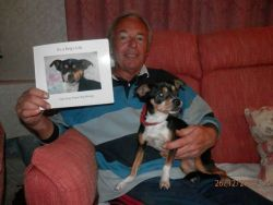 Alan with book 250 26 12 2014