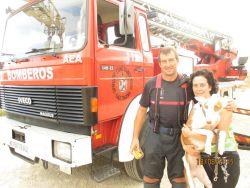 Bev podenca roof fireman 250
