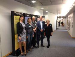 Dutch Galgo Lobby at Brussels 250 4 2016