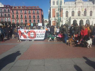 Manifestation Valladolid 400 3 2 2019