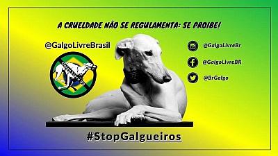 Brazil stop Galgueros petition 400