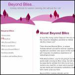 Beyond Bliss